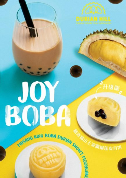 JOY BOBA SERIES MSK MOONCAKE (6pcs)